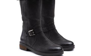 Black Bonnie Boots