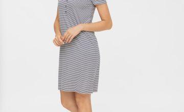 Stripe Jersey Nightdress