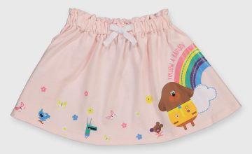 Hey Duggee Pink Rainbow Skirt