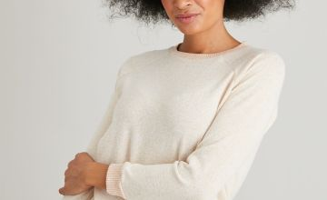 Soft Knit Long Sleeve Lounge Top