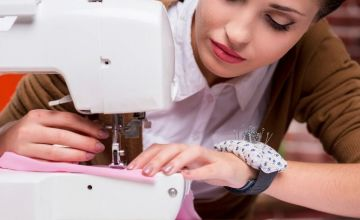 From £14 for an online sewing course with option of a personal tutor from Didaction - save up to 89%