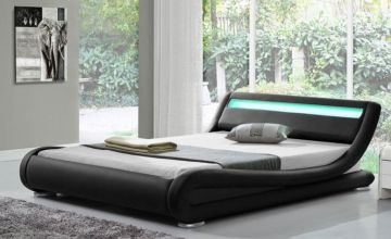 From £169 instead of £770 (from Envisage Home) for a Rio LED bed - save up to 78%