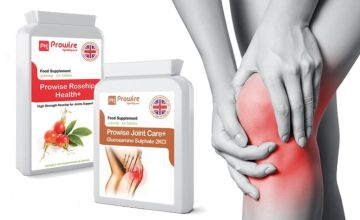 £14.99 (from Prowise Healthcare) for a joint care supplement bundle