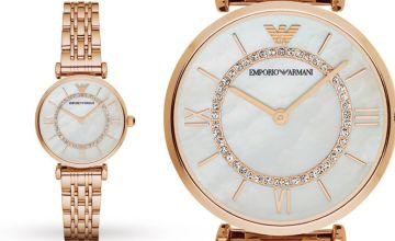 £109 instead of £349 (from Ticara Watches) for a ladies' Emporio Armani AR1909 watch - save 69%