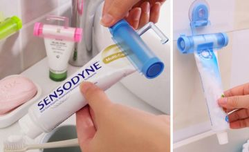£3.99 instead of £12.99 (from Cheeky Box) for a pack of 2 toothpaste squeezers - save 69%