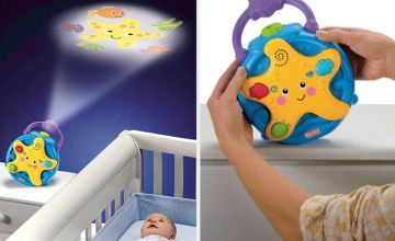 £14.99 instead of £29.99 (from Dream Price Direct) for a Fisher Price ocean projector - save 50%