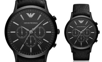 £119 instead of £299 (from Ticara Watches) for men's Armani AR2461 watch - save 60%