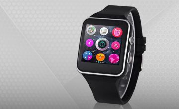 Start off on the right foot with a Fitstep A6 smart watch activity tracker!