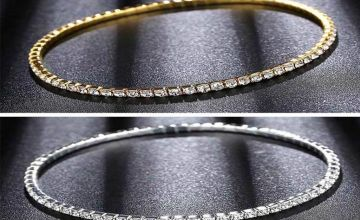 £5.99 instead of £29.99 (from Gemnations) for a crystal anklet - save 80%