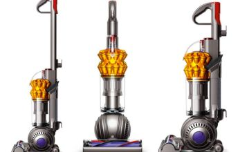 Time to clean up with our deal for a refurbished Dyson DC50 multi-floor compact upright vacuum cleaner