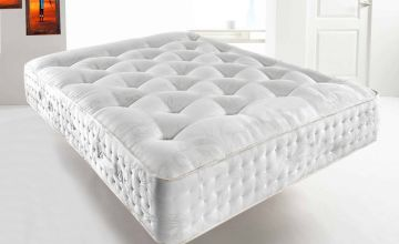 From £199 for a single, small double, double (£249) or king (£279) deluxe 3000 memory pocket sprung mattress from Dreamtouch Mattresses Ltd - save up to 80%