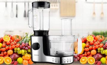 £44.99 instead of £124 (from Hirix) for a Kenwood 600W food processor - save 64%