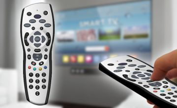 Get trigger happy with a Sky+ HD remote control!