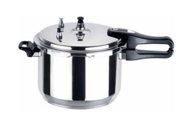 £12.99 for a 3L aluminium pressure cooker, £18.99 for a 7L aluminium pressure cooker, or £24.99 for an 11L aluminium pressure cooker from Direct2Public Ltd – save up to 74%
