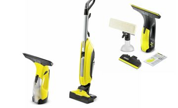 £39.99 (from Trojan Electronics) for a refurbished Karcher anniversary addition window vac or WV5 premium window vac, or £144 for a FC5 hard floor cleaner!