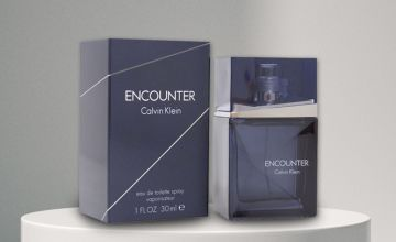 £11.99 instead of £29 for a 30ml Calvin Klein Encounter men's eau de toilette - save 59%