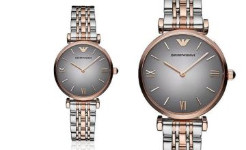 £109 instead of £269 (from Best Watch Company) for a ladies Emporio Armani AR1725 watch - save 59%