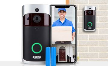 £36.99 instead of £99.99 (from Gift Gadget) for a WiFi security doorbell - save 63%