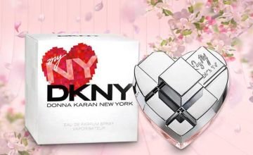 From £16.49 for a bottle of DKNY MYNY EDP!