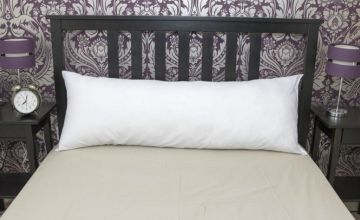From £6.99 for a hypoallergenic bolster pillow - choose from five sizes from Direct Warehouse Ltd - save up to 72%