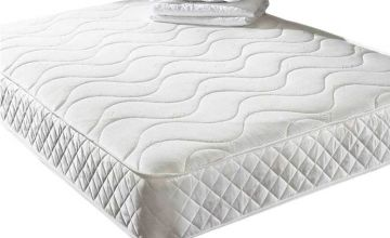 From £49 instead of £280 (from That Mattress) for a quilted memory foam mattress - save up to 82%