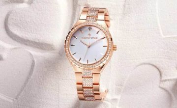 £17.99 (from Timothy Stone) for a ladies luxury Gala watch!