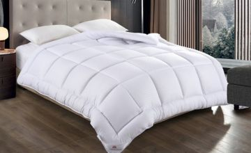 From £19.99 instead of £49.99 (from Fusion Online) for a 13.5 tog microfibre down-like duvet - choose from four sizes and save up to 60%