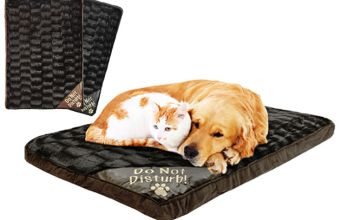 £9.99 instead of £29.99 (from Fusion Online) for a foam pet bed - choose from two colours and save 67%