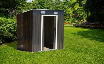 From £154 instead of £384.99 (from Groundlevel) for an large storage shed - save up to 60%
