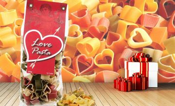 £3.99 instead of £9.99 for heart-shaped pasta from London Exchain Store - save 60%