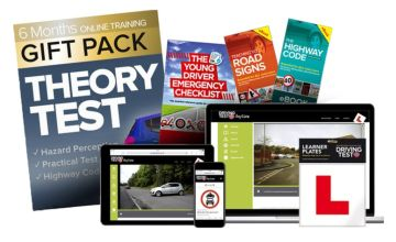 £6.99 instead of £36.99 for an online theory & driving test bumper pack from eOutlet - save 81%