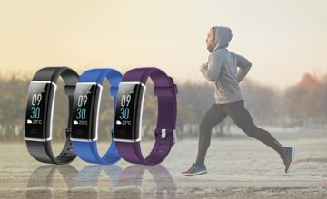 £19 instead of £79.90 (from Hey4Beauty) for a fitness tracker w/ HR & BP monitor - save 76%