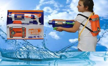 £10.95 instead of £16.95 (from AllKindaThings) for a kids water blaster - save 35%