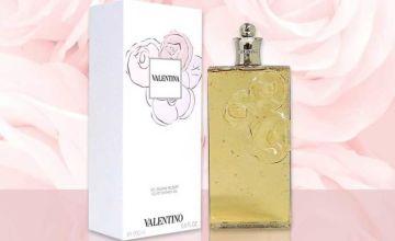 £9.98 instead of £30 for a Valentino Valentina Velvet shower gel –save 67%
