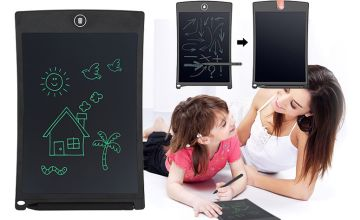"£11.99 instead of £53.99 for an 8.5"" LCD kid's digital writing pad from Vivo Technologies - save 78%"