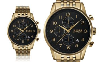 £139 instead of £322.01 (from Best Watch Company) for a Hugo Boss Navigator chronograph men's watch - save 57%