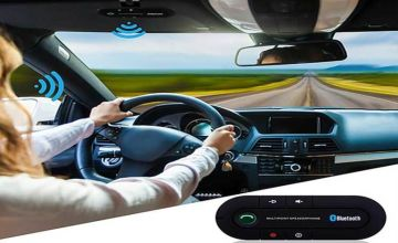 £6.99 instead of £49.99 (from Magic Trend) for a wireless Bluetooth car kit - save 86%