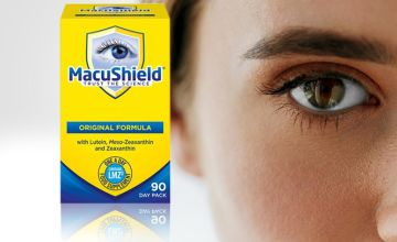 £24.25 instead of £41 (from NHL) for a 3mnth* supply of MacuShield capsules - save 41%