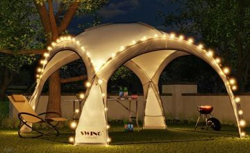 £139 instead of £399.99 (from Eve Motion) for a XXL LED event pavilion - save 65%