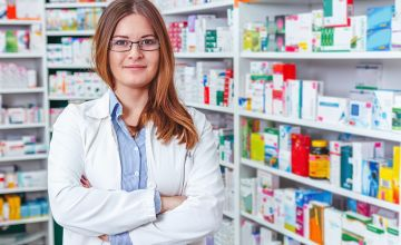 £16 instead of £299 for a pharmacy assistant diploma course from Be- A Education Limited t/a New Skills Academy - save 95%