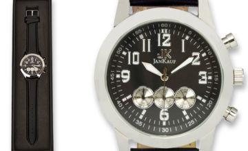 £39 instead of £299 (from Jan Kauf) for a Jan Kauf JK1035 men's watch - save 87%