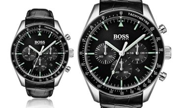 £159 instead of £299 (from Ticara Watches) for a Hugo Boss 1513625 men's Trophy watch - save 47%