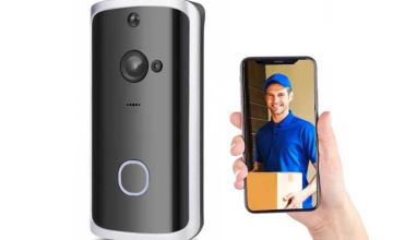 £26 instead of £79.99 (from Wow What Who) for an M12 wireless doorbell - save 67%