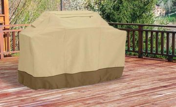 £12 instead of £29.99 (from Domo Secret) for a large waterproof BBQ cover, £16 for an extra-large waterproof BBQ cover - save up to 60%