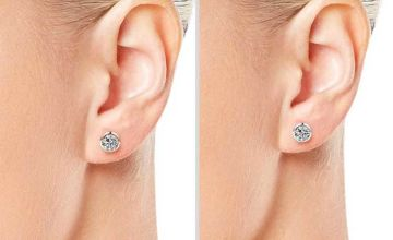 £4.99 instead of £11 (from Philip Jones) for a pair of clip-on magnetic earrings made with crystals from Swarovski® - save 55%