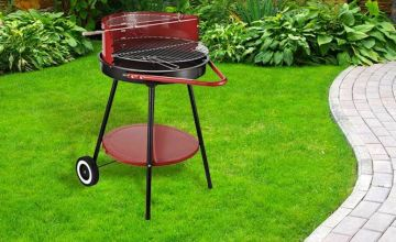 £27 instead of £73.01 (from MHStar) for an outdoor charcoal barbecue grill - save 63%