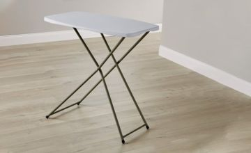 £14.99 (from Big Furniture Warehouse) for a folding trestle table!
