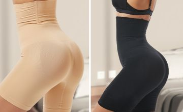 £5.50 instead of £19.99 (from LitnFleek) for a pair of women's 'slimming' shaper shorts, £9.99 for two pairs - save up to 72%