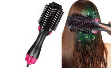 £22 instead of £59.99 (from Wowwhatwho) for a one-step hair dryer brush - save 63%