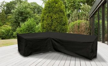 £14.99 instead of £49.99 (from Flashing Pineapple) for a waterproof garden furniture cover - keep your rattan dry and save 70%